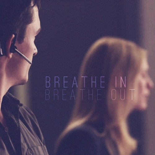 breathe in breathe out
