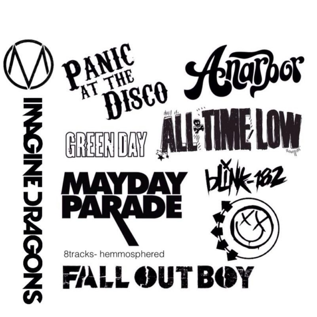 idk man i just like bands