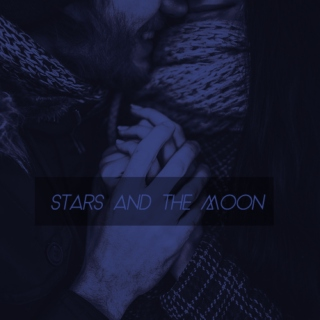 stars and the moon,