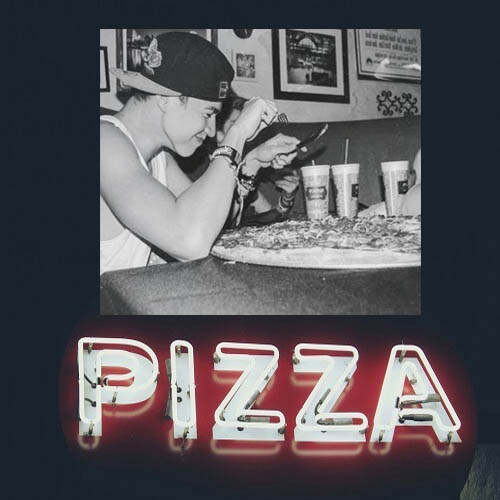 pizza and you