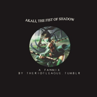 The Fist of Shadow - A Fanmix