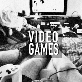 and play a video game