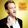 neil patrick harris appreciation playlist