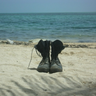 Wear Your Boots on the Beach