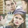 a drop in the ocean; a stiles/lydia mix