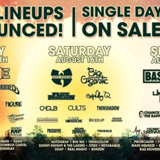 Summer Set Music and Camping Festival 2014