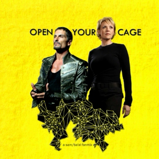 open your cage | a sam/ba'al mix