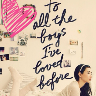 "Jenny Han's Playlist to ""To All The Boys I've Loved Before"""