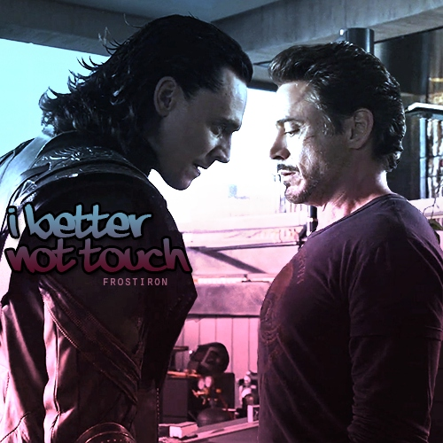 I better not touch {frostiron}