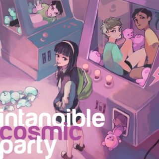 intangible galactic party