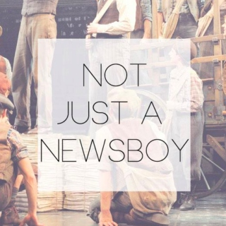 Not Just A Newsboy