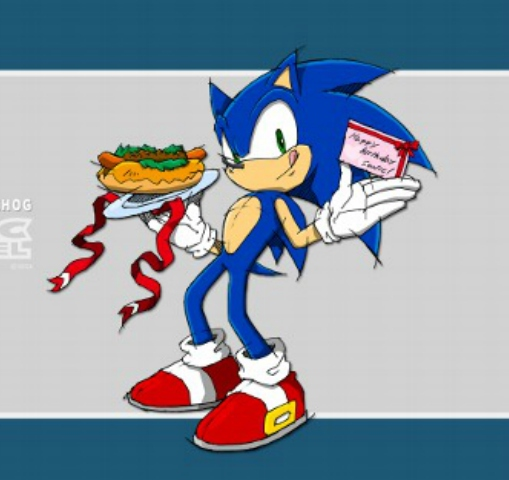 Sonic has passed Act 1