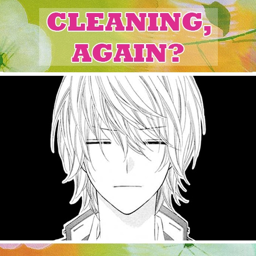 Cleaning, again?