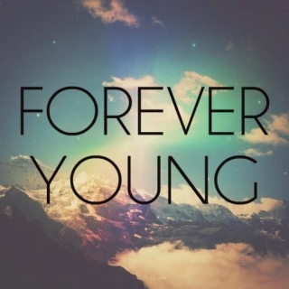Tell me you'll remember FOREVER YOUNG