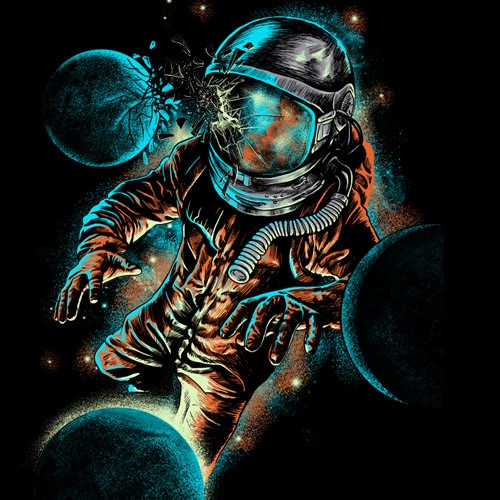 In Space With Music