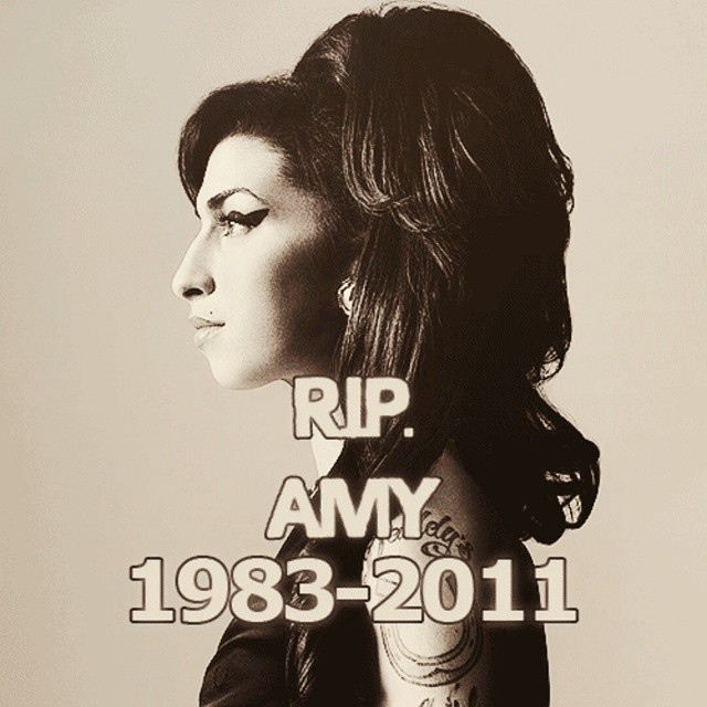 Rest in Peace Amy