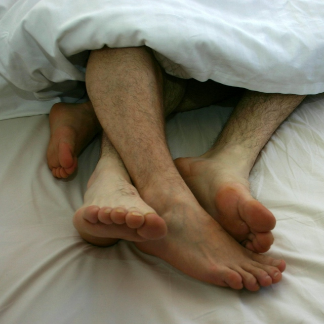 Waking up together