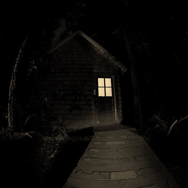 Music you don't want to hear coming from that shed you just found in the woods