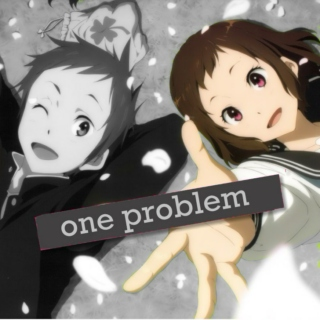 one problem: a satomaya fanmix