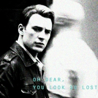 oh dear, you look so lost