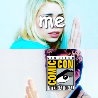 i should be at comic con right now