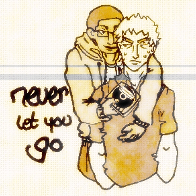 cling to you and never let you go | mix cd from Kinjou to Fukutomi