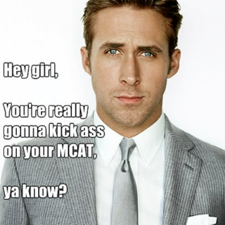 Let's Kick Some MCAT Bootay