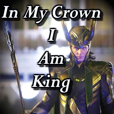 In My Crown I Am King
