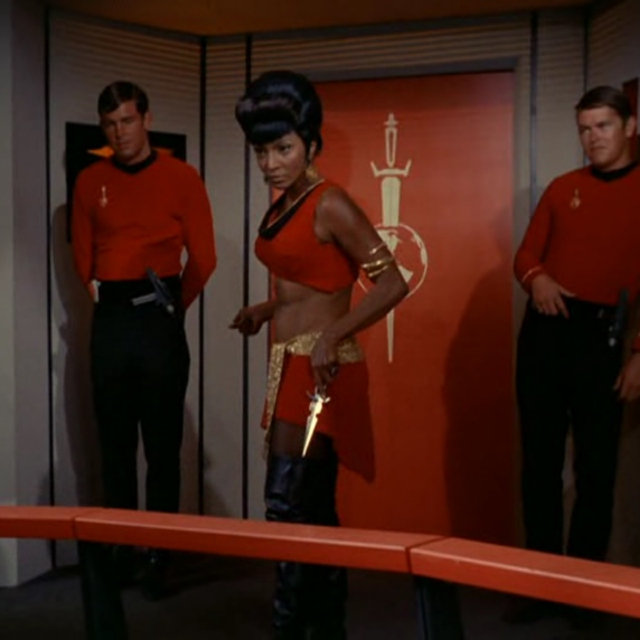 Image result for star trek mirrorverse