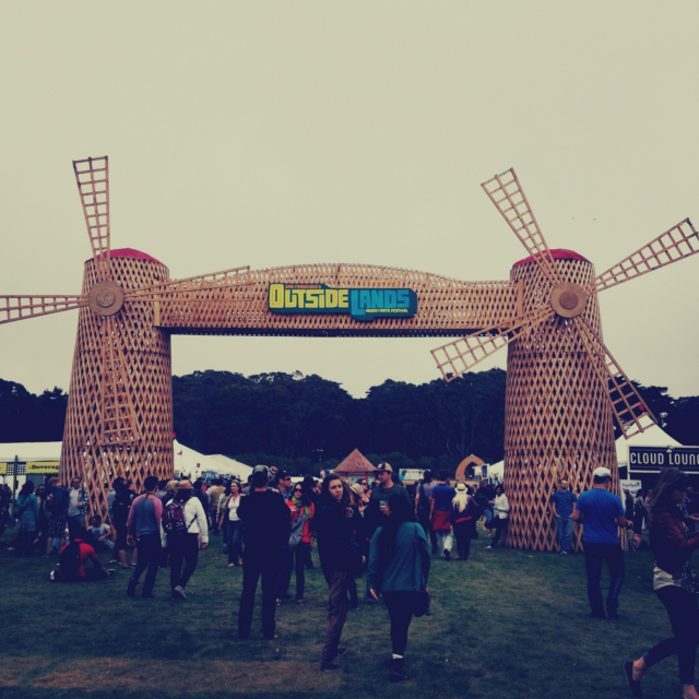 Outside Lands '14 // Day 2