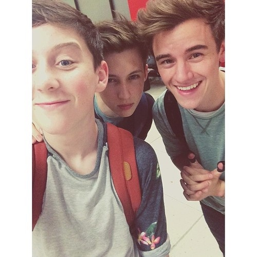 Youtubers and Viners