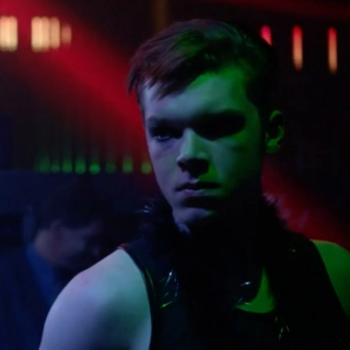 They turned the light out and the dark is moving in the corner - an Ian Gallagher mix