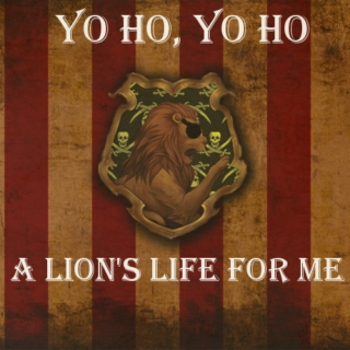 Yo Ho, A Lion's Life For Me
