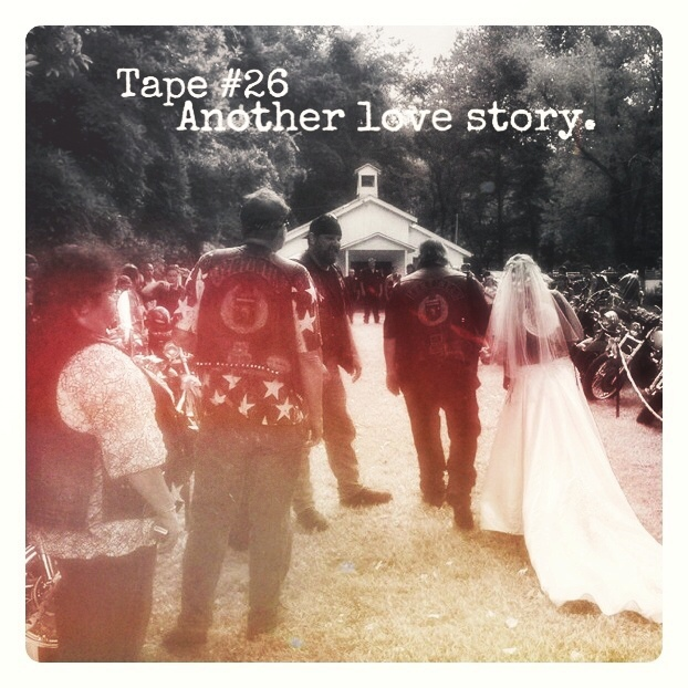 TAPE #26: Another love story.