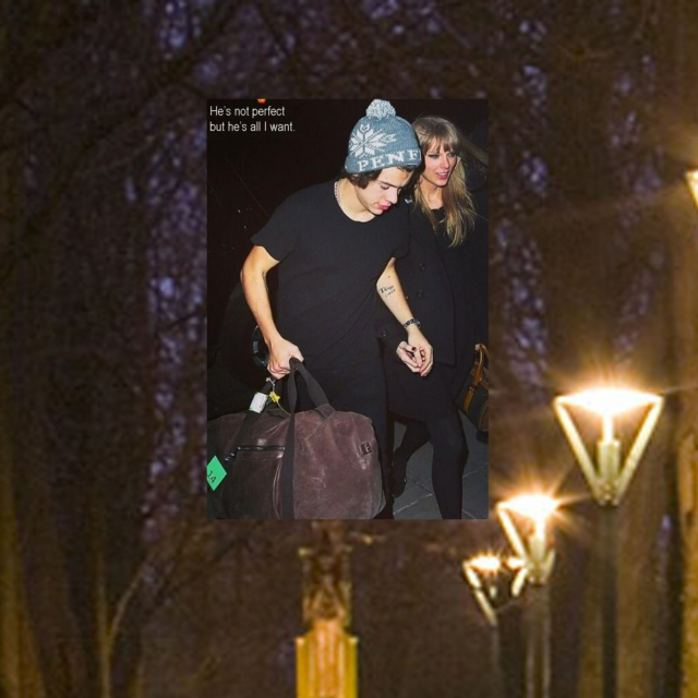 He's not perfect, but he's all I want - (Haylor)