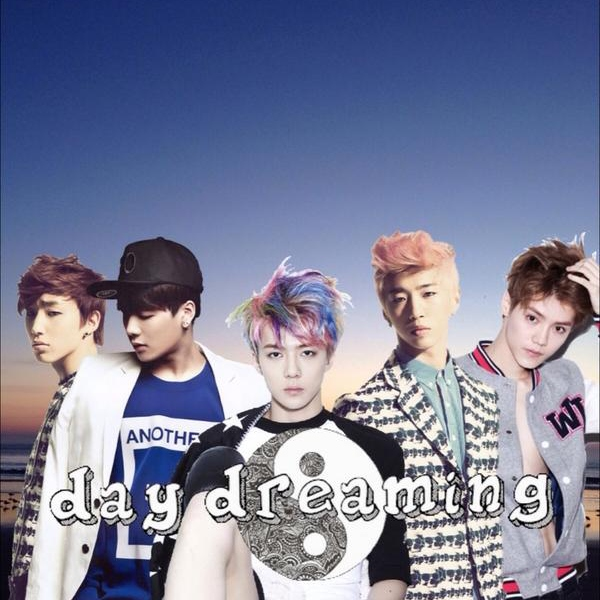 Kpop BoyBands ~ Day Dreaming