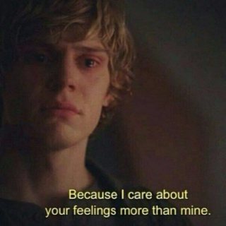 ♥Tate and Violet♥