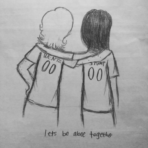 lets be alone together