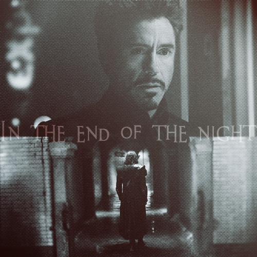In the end of the night /frostiron fanmix/