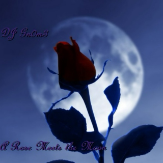 A Rose Meets The Moon