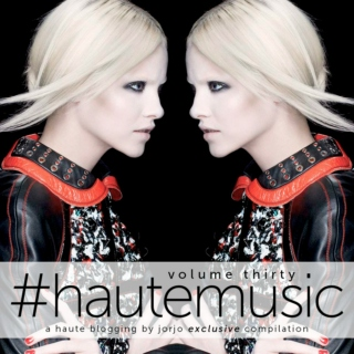 #hautemusic volume thirty
