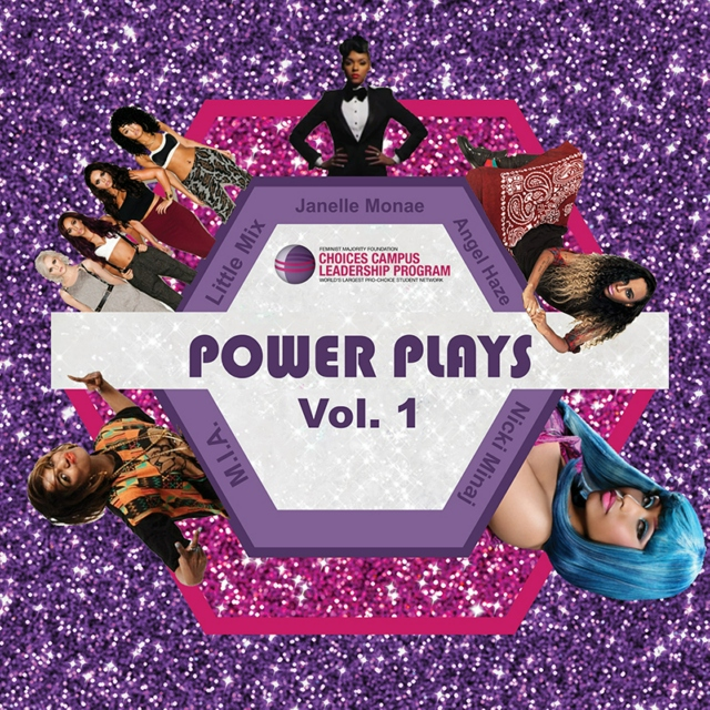 POWER PLAYS Vol. 1: My Five Favorite Feminist Artists