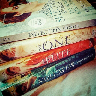Book Playlist #9 - The Selection Series