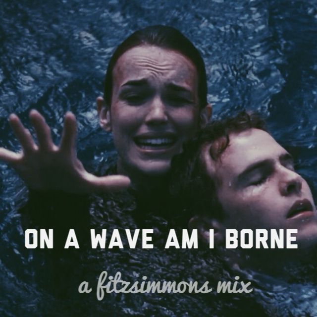 on a wave am i borne