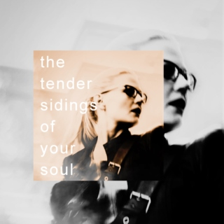 the tender sidings of your soul