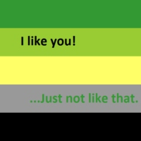 I like you! ...Just not like that.