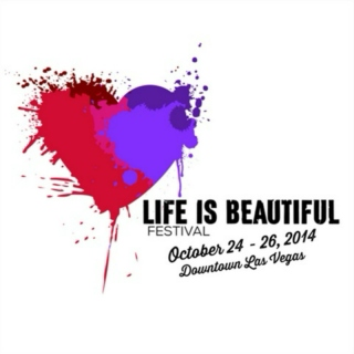 Life is Beautiful Festival 2014 TUNE-YARDS sleeper agent ORWELLS preatures MS MR