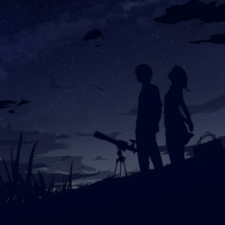 watching the night sky