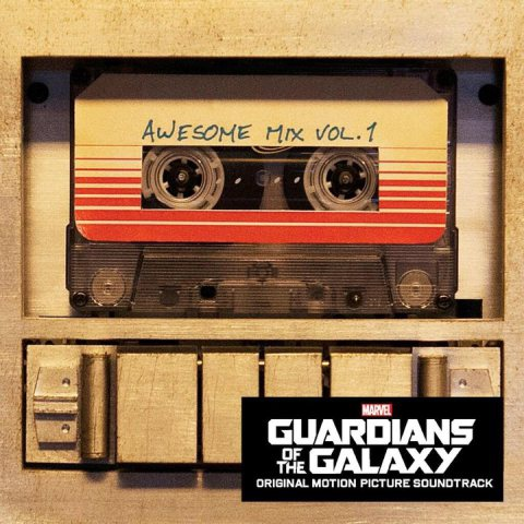 The Guardians of the Galaxy Awesome Mix Vol. 1