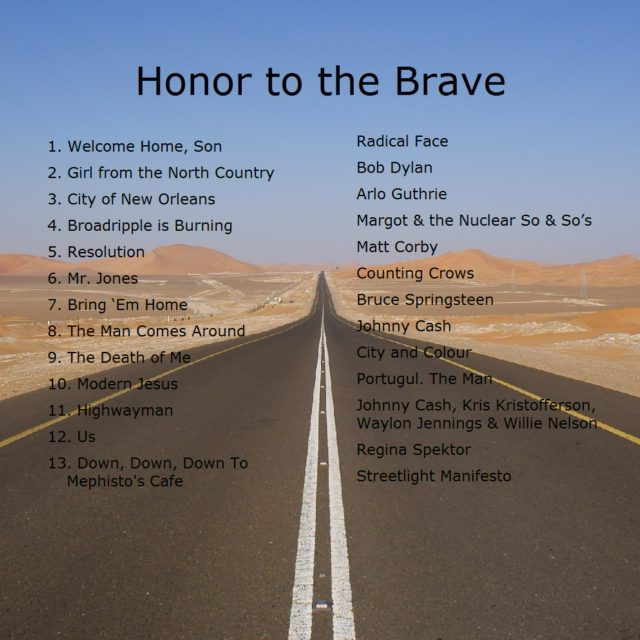 Honor to the Brave